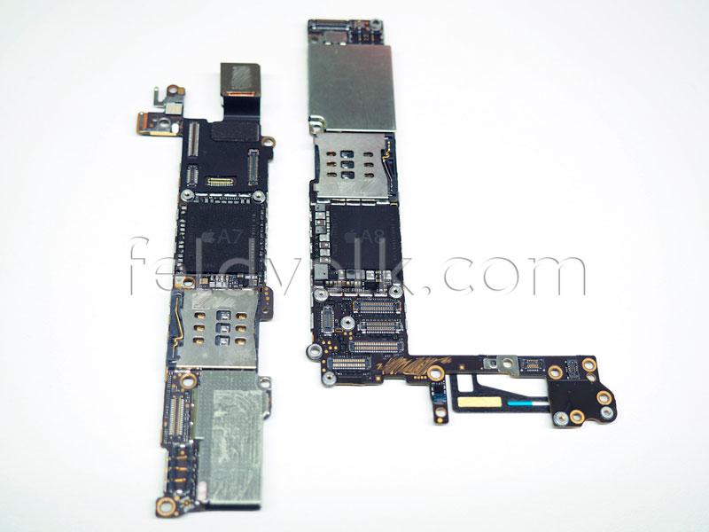 scheda madre iphone 4