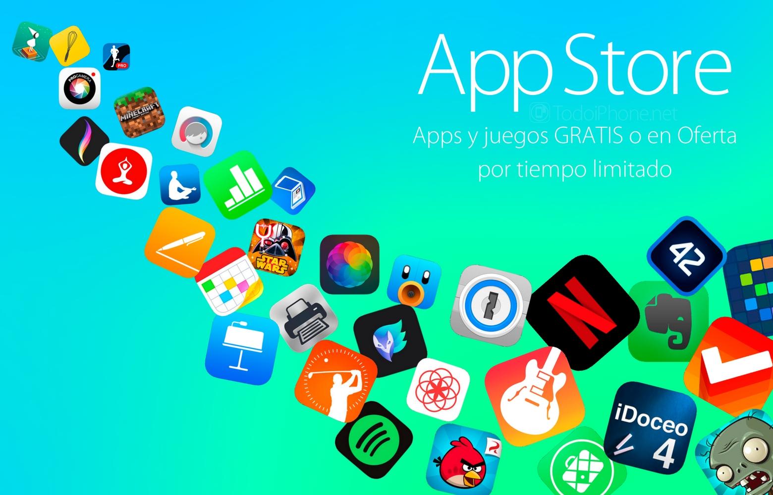 Apps Y Juegos Gratis O En Oferta Para Iphone Y Ipad 12 06 17