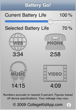 battery-go