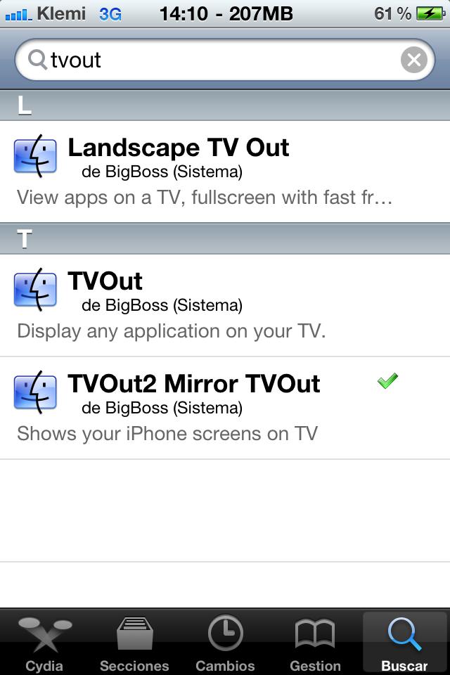 TV OUT TVOUT2 MIRROR TÉLÉCHARGER