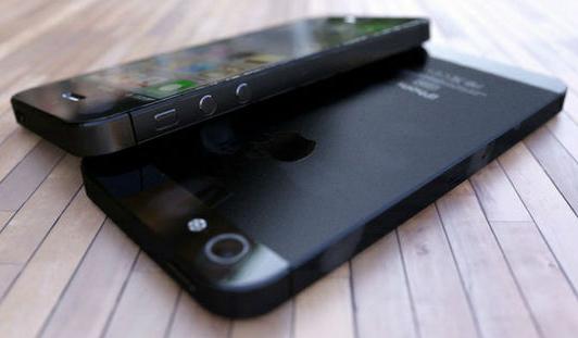 El nuevo iPhone 5 con bateria 40 por ciento mas grande que la del 4S