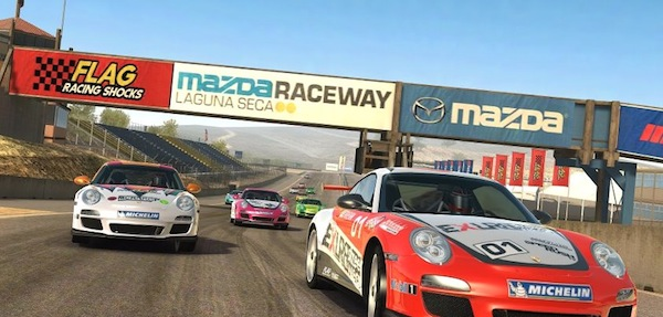We already have the first Real Racing 3 Trailer 1