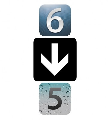 Downgrade iOS 6 to iOS 5 on A4 Devices