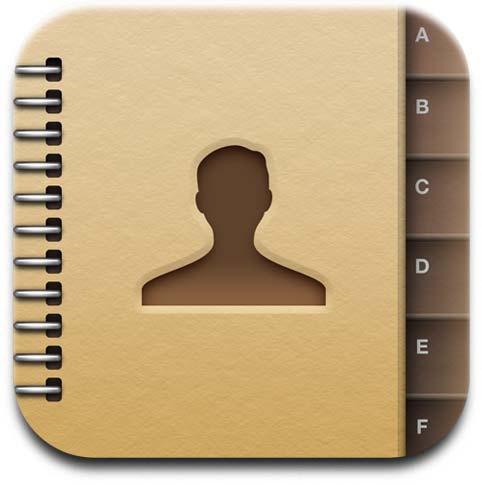 Google CardDAV iOS
