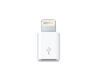 Lightning microUSB Adapter