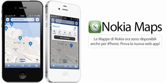 Nokia Maps iOS