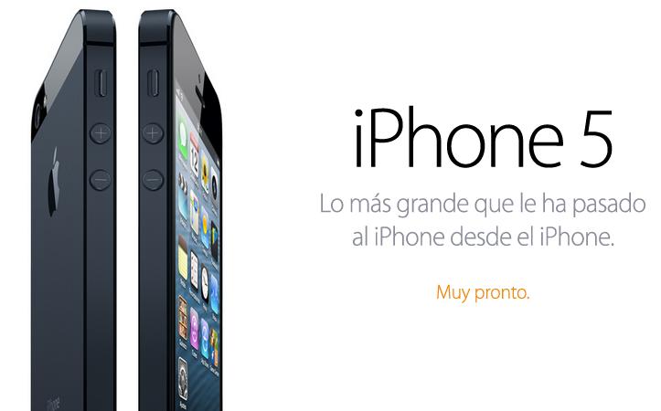 Precio iPhone 5