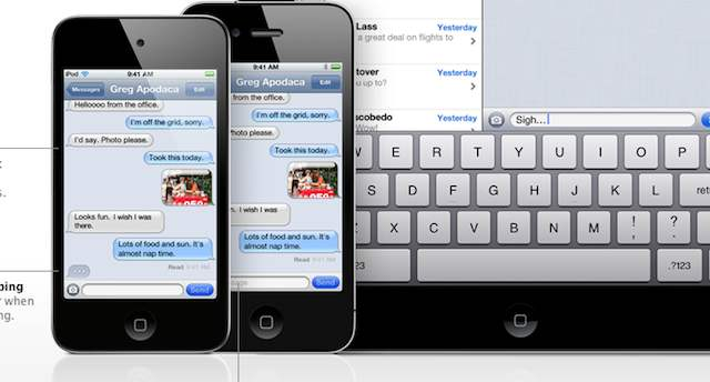 iMessage-iPhone-iPod-iPad
