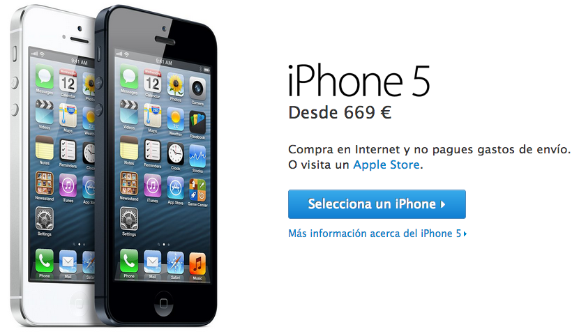 iphone 5 apple store iphone 5 ya est 225 disponible para comprarlo libre en la 5121