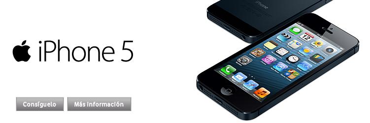 iPhone 5 Vodafone Precios y Tarifas