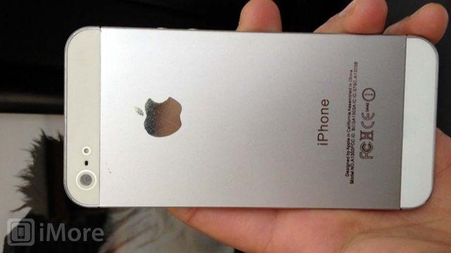 iPhone 5 super slim design