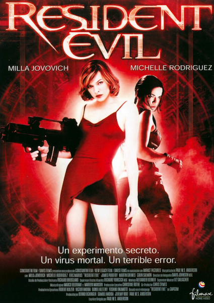 iTunes ResidentEvil