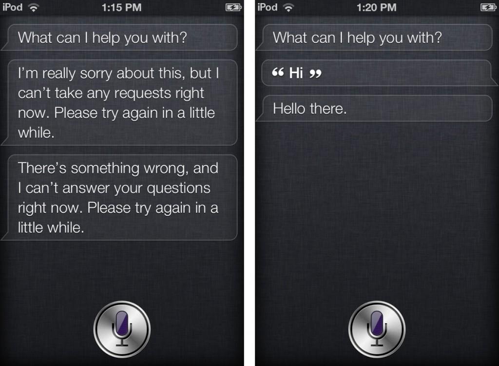 Siri iOS 6 Jailbreak