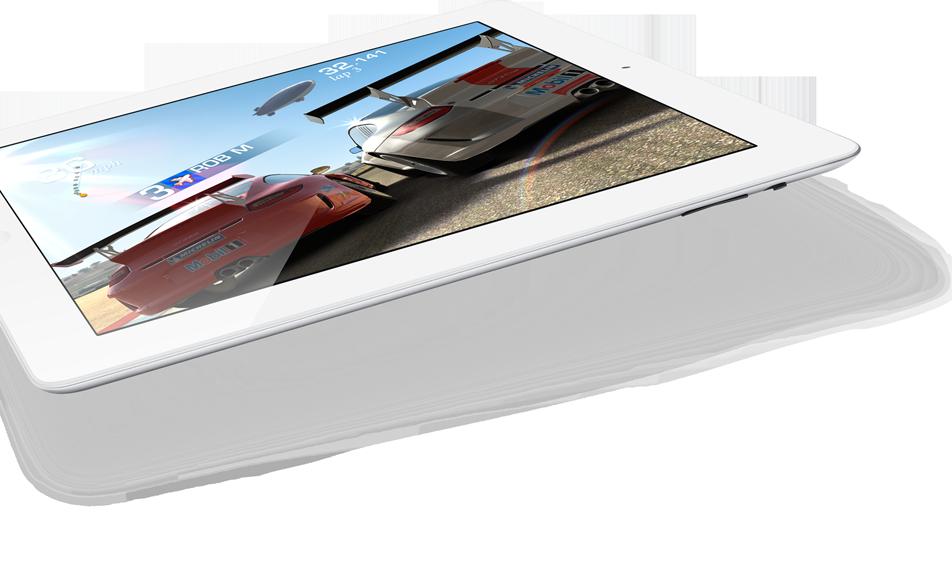 iPad 4G a6x