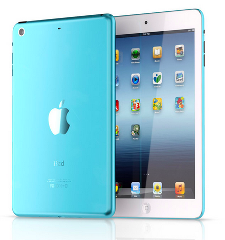 iPad Mini foto concepto - 2