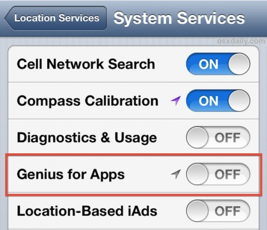 slow - App Store - iOS 6 fix