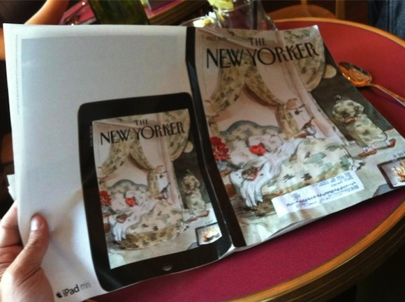 iPad mini - Revista - The New Yorker
