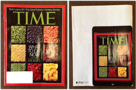 iPad mini - Revista - Time