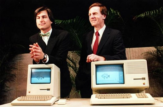 Steve Jobs - John Sculley