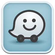Waze GPS social y trafico