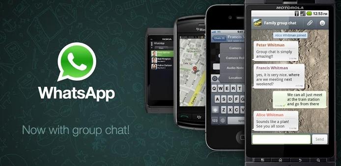 WhatsApp de pago