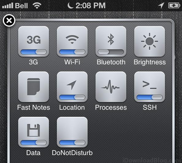 Do-Not-Disturb-Toggles