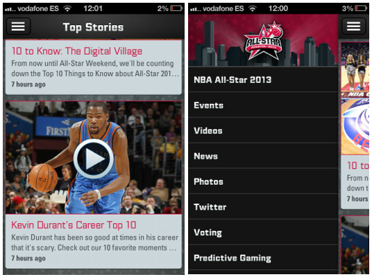 NBA All-Star 2013 - screenshots
