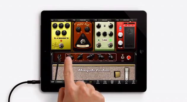 iPad Spot - Alive