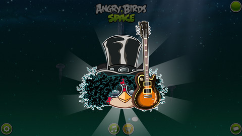 Angry Birds Slash Rocks