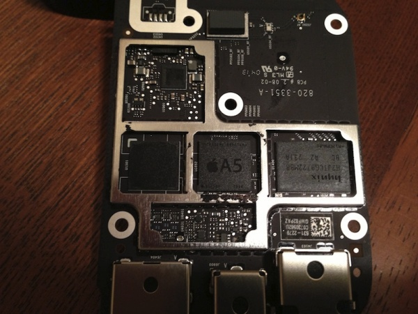 Apple TV Chip TSMC
