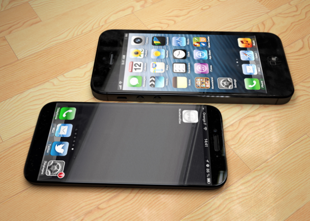 Concept iPhone 6 y iPhone plus - 4