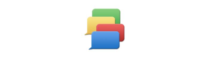 Google Babble Logo