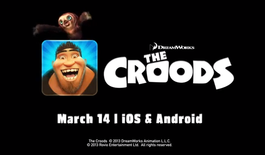 The Croods March 14