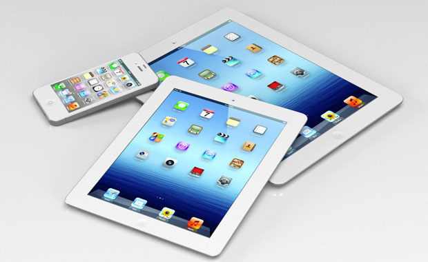 iPad - iPad mini - iPhone 5S