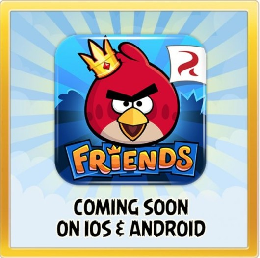 Angry Birds Friends for iOS and Android