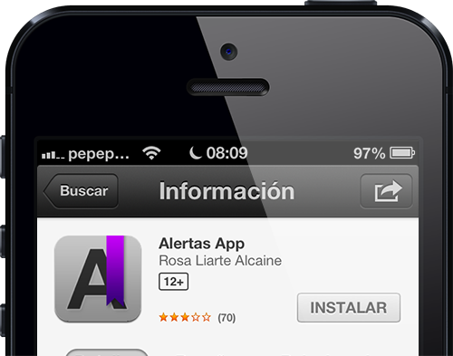 App Store Age Indicator Banner