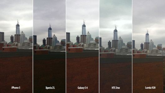 Comparativa camara iPhone vs S4 - 4