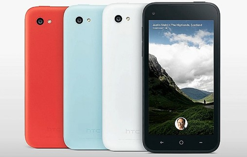 HTC First Colors