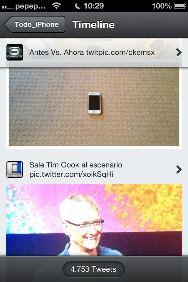 Tweetbot - TiP - screenshot 2