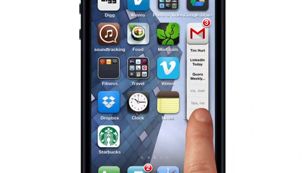 iOS 7 Apple iPhone 5S Concept Video