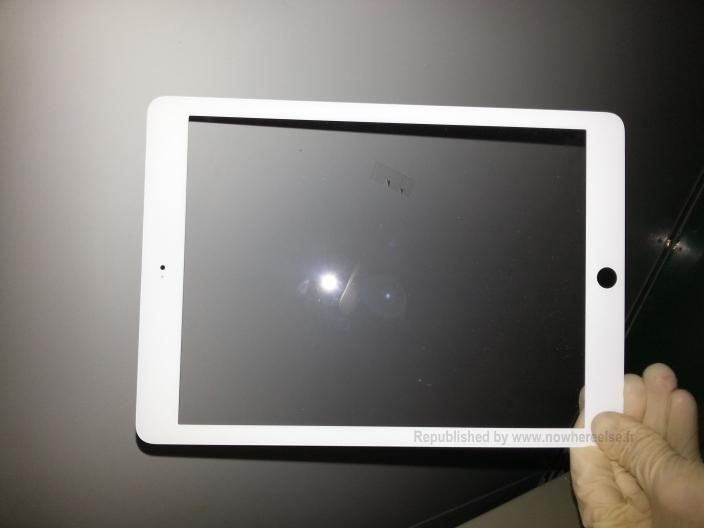 iPad 5 front bezel - 2