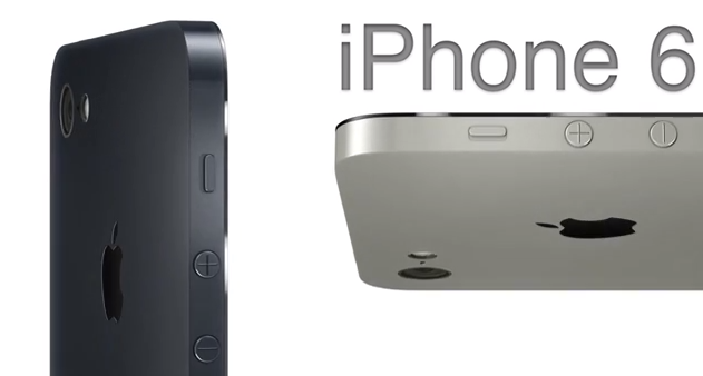 iPhone 6 Video Concept - New Design, Thinner, Smaller copia