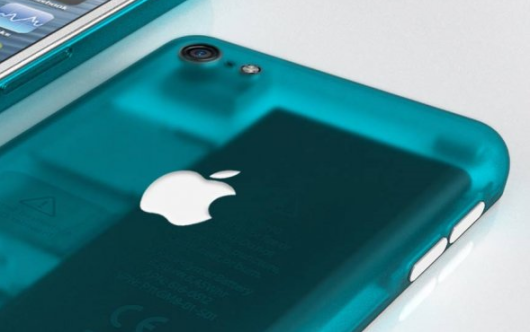 iPhone Low-Cost Plastic Multicolor Concept
