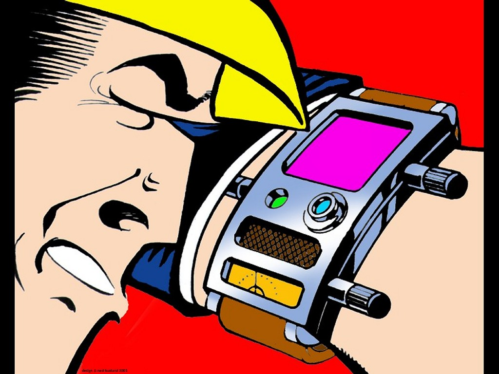 iWatch - Dick Tracy