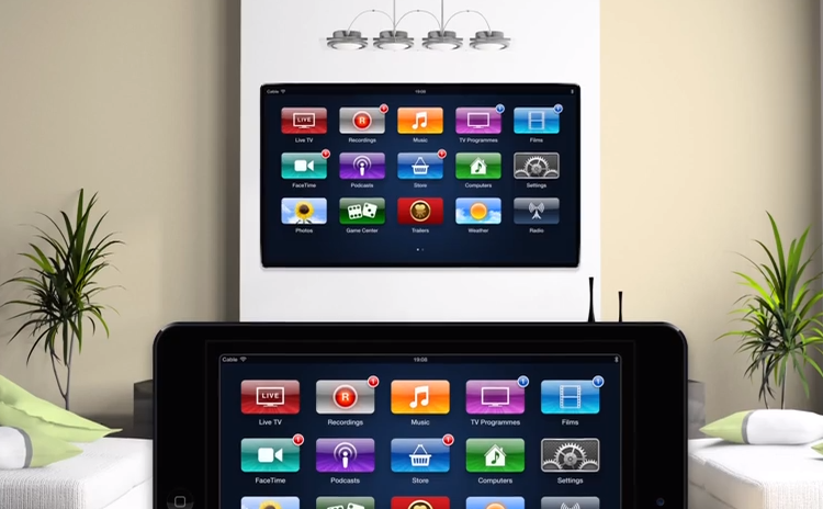 Apple TV Concept 2013