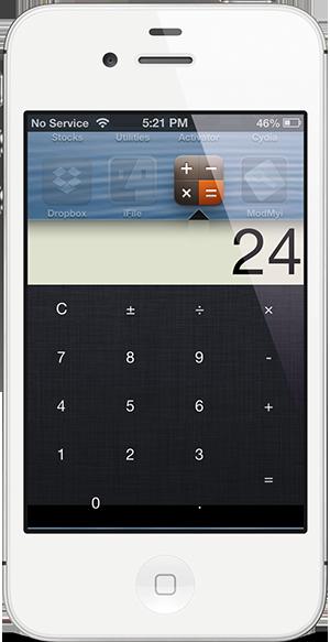 Calculator for Velox
