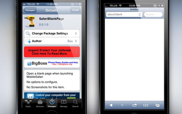 SafariBlankPage