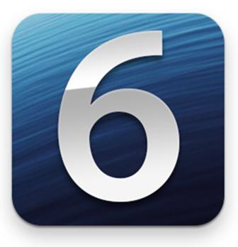 iOS 6 Logo