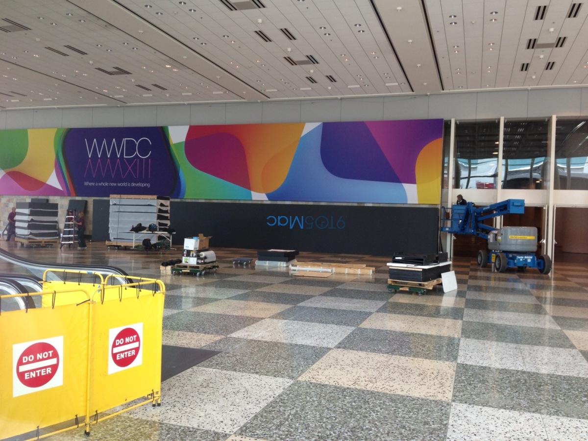 Moscone Center WWDC 2013 - 1