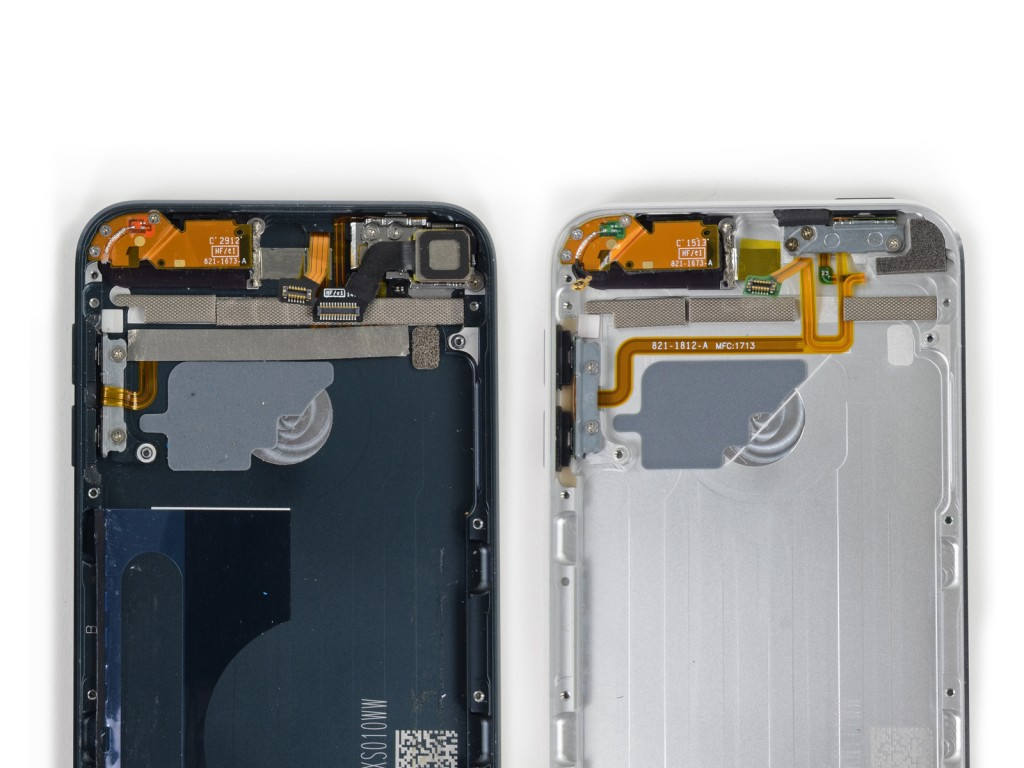 iFixit Compare the Hardware of the New Economic iPod touch with the iPod touch 5G 1
